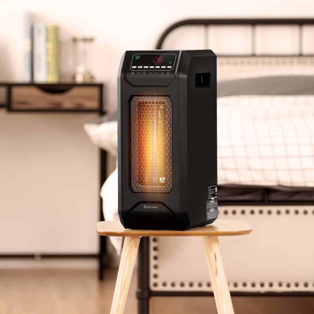COSTWAY Electric Space Heater