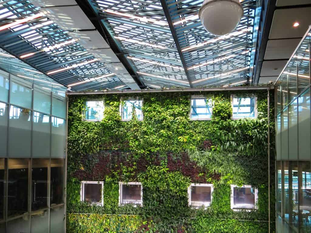 Green Building: Providing Structures With Life