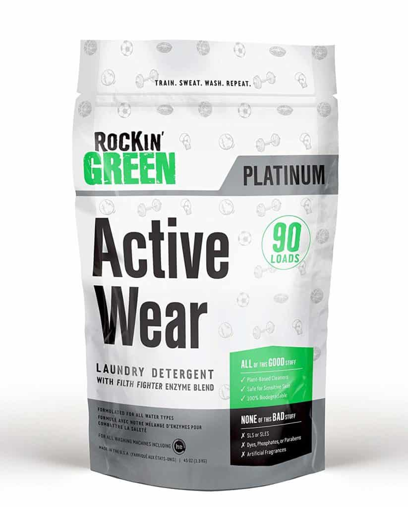 Rockin' Green Platinum Series Laundry Detergent Powder