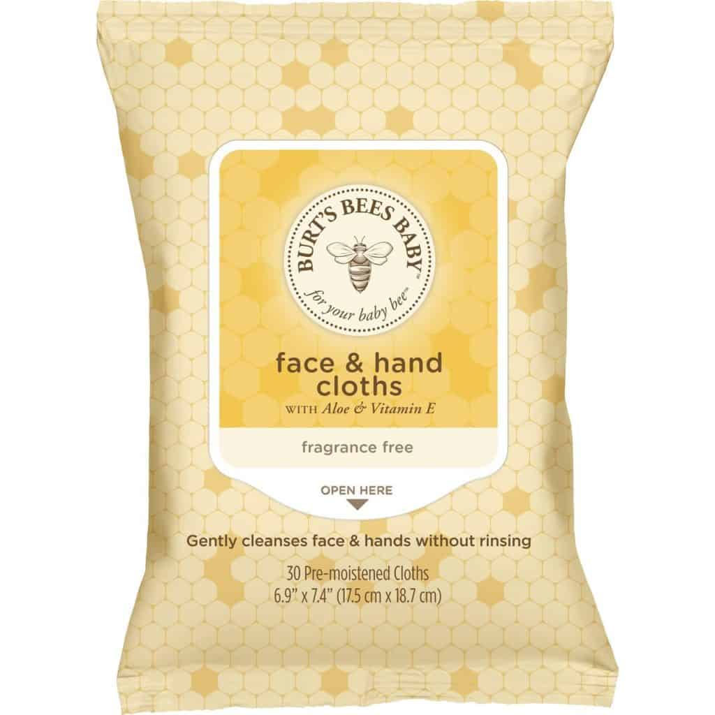 Unscented Cleansing Wipes by Burt's Bees Baby