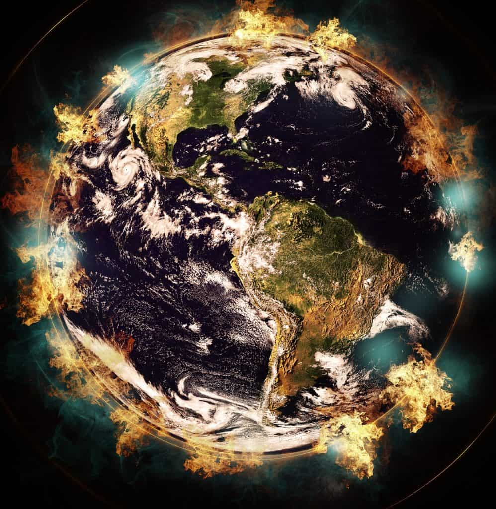 What Are Some Of The Major Global Warming Effects?