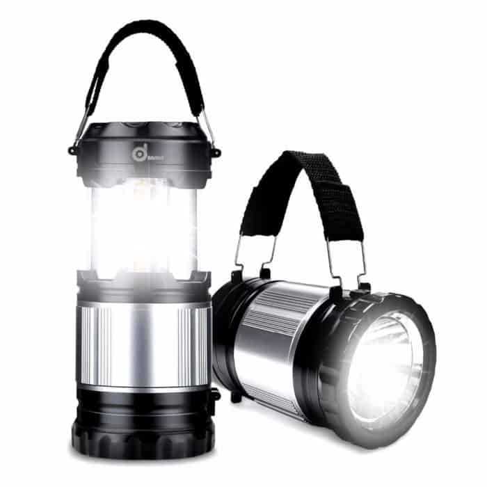 Solar Lanterns Rechargeable LED Lamp