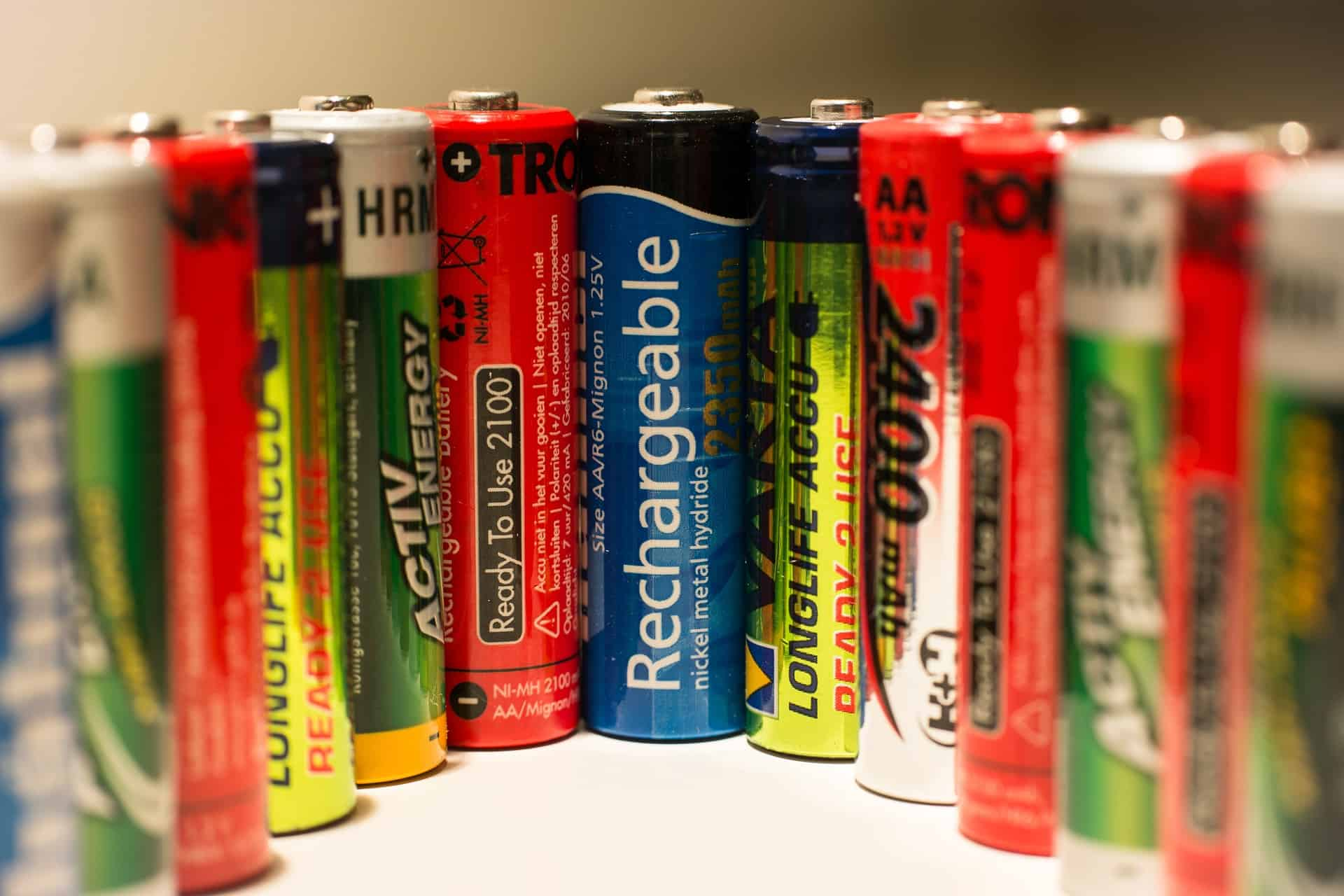 Rechargeable And Disposable Batteries – The Environmental Impact