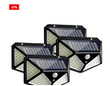 What Is Solar Lamp Outdoor LED Wall Light