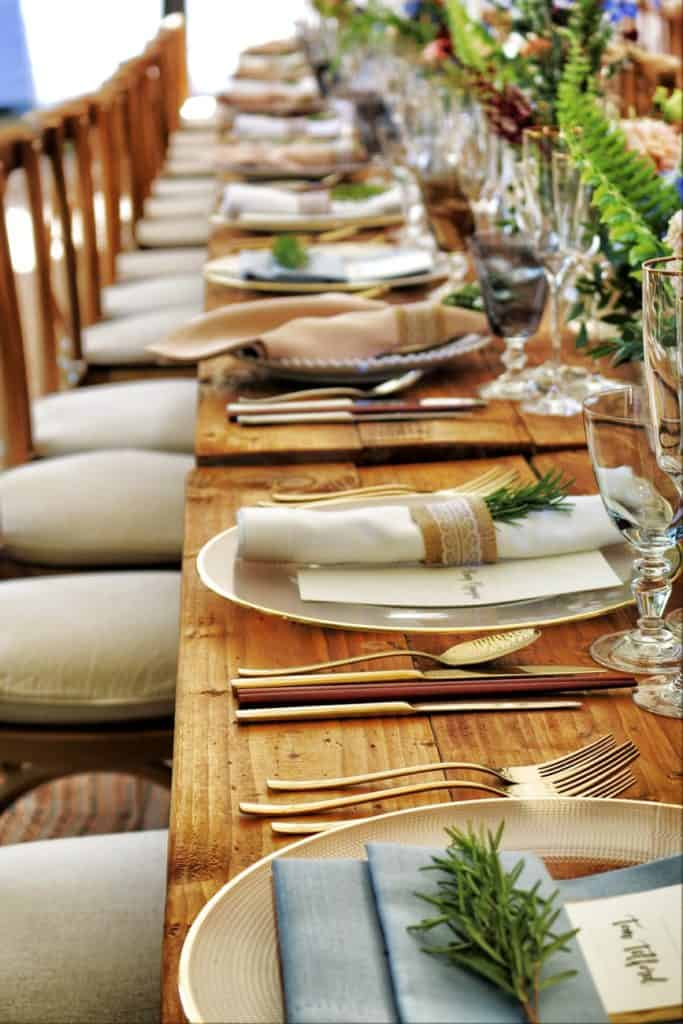 Use Bamboo Flatware To Reduce Plastic Waste