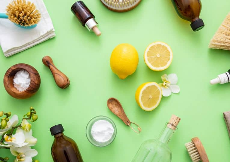Natural Cleaning Products For Green Cleaning