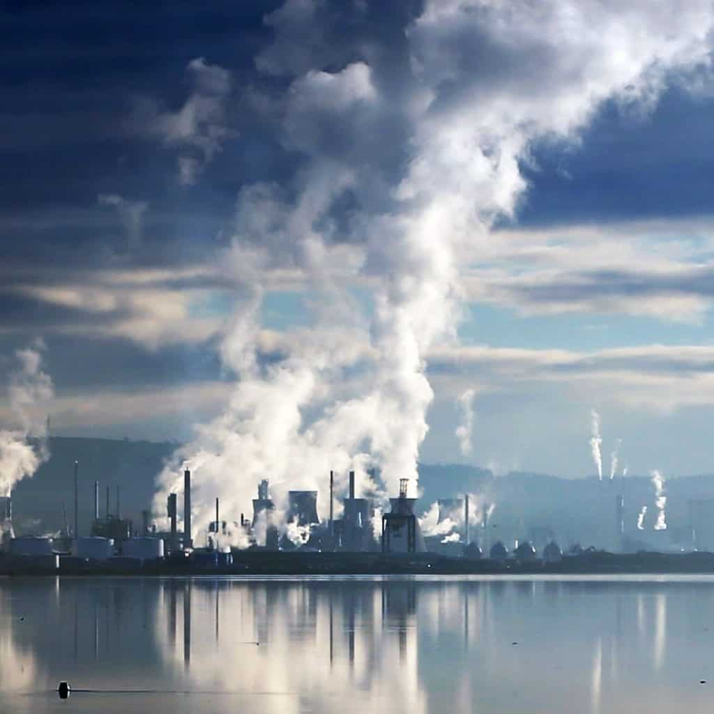ideas on how to overcome Greenhouse Gases Emission